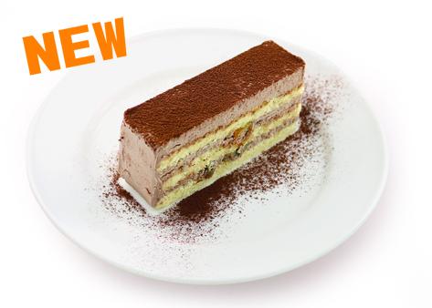 ケーキメニュー